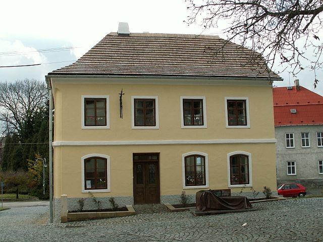 Rodný dům Sigmunda Freuda - foto Jiří Jurečka (3) - náhled