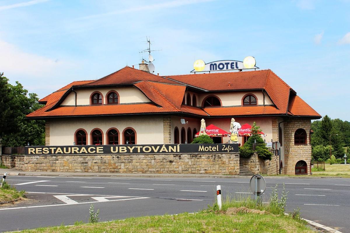 Motel Zafír Příbor