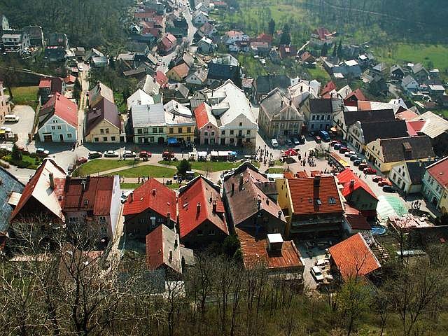 Fotoreport: tramberk, malebn moravsk msteko | alahlia.info
