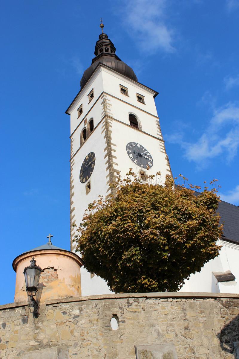 Kostel narozenií panny Marie