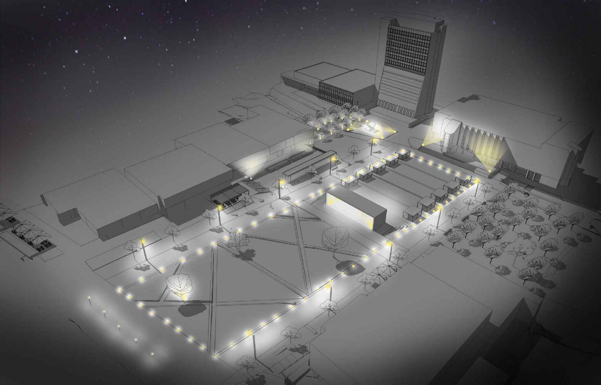 Revitalizace centra Kopřivnice 3