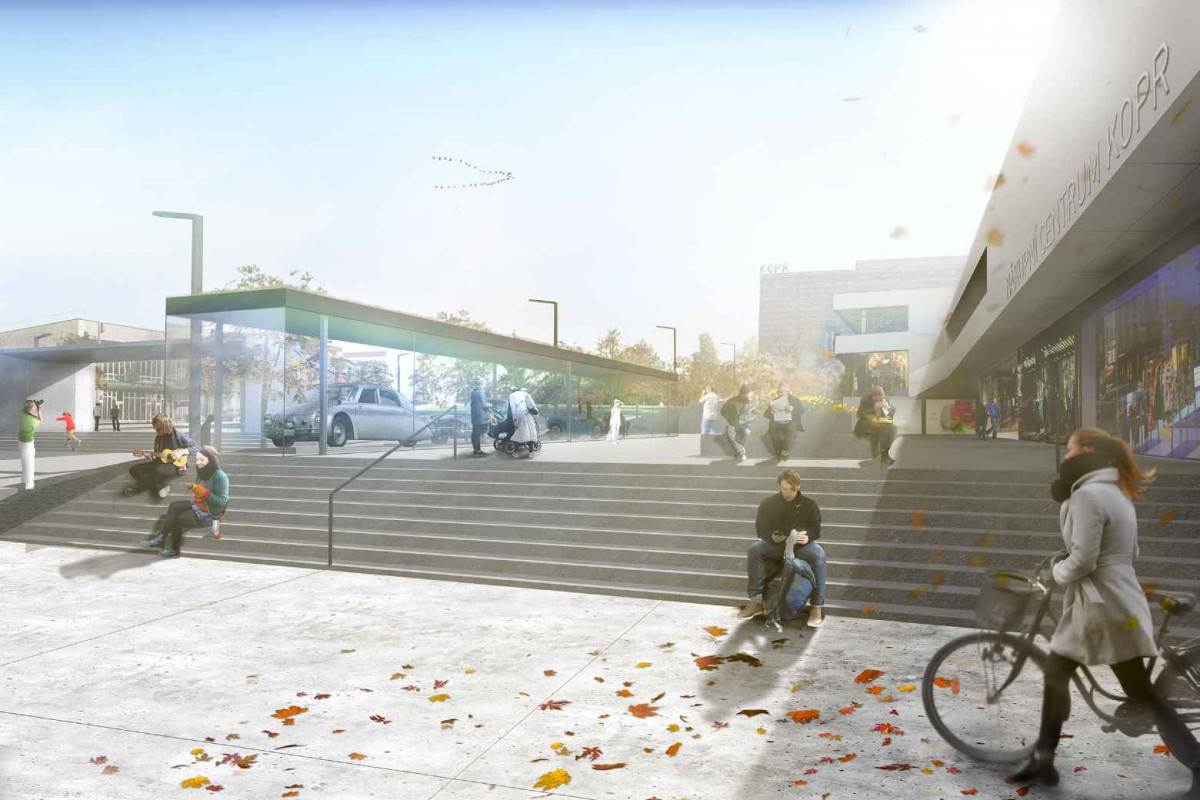 Revitalizace centra Kopřivnice 6
