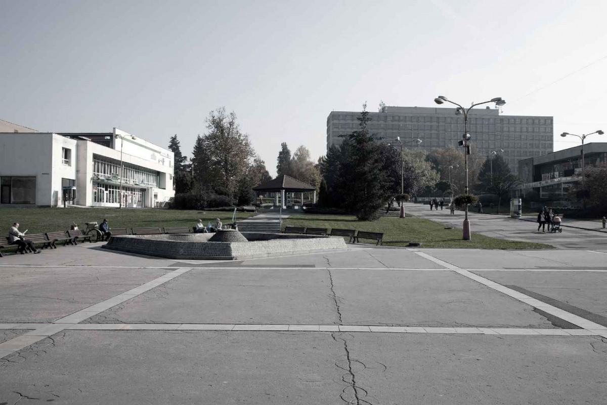 Revitalizace centra Kopřivnice 9