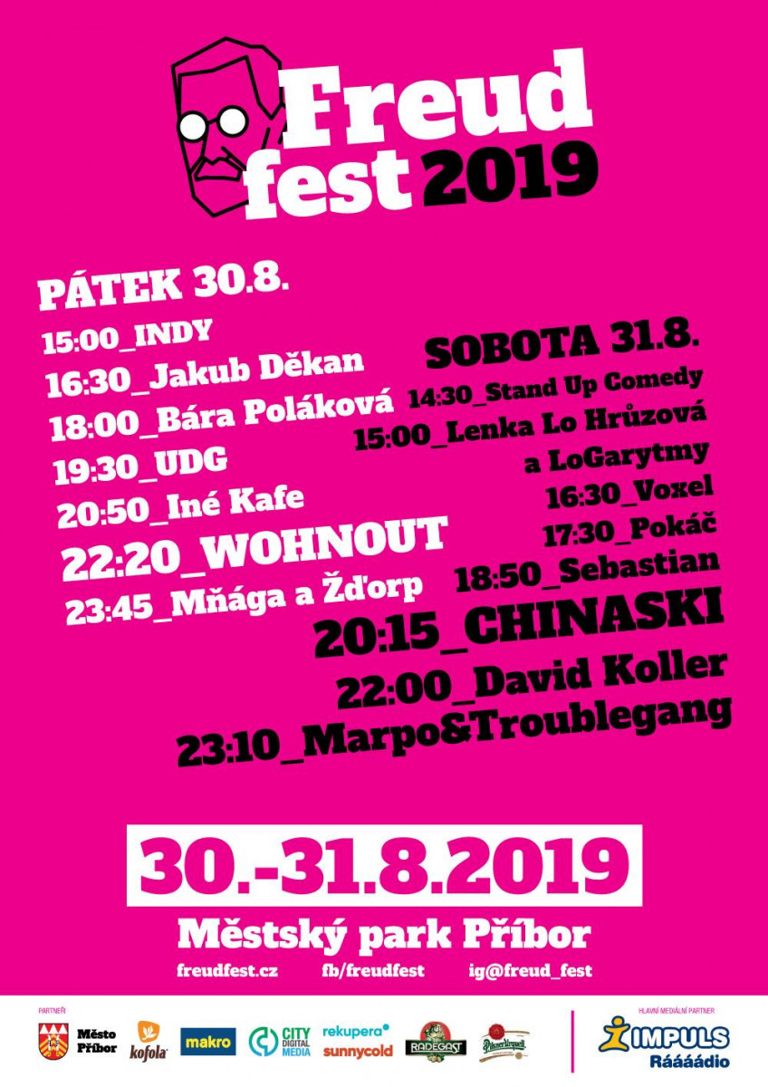 Freud festival 2019