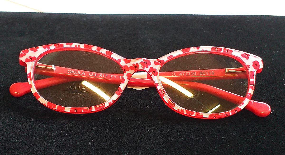 Dětské brýle obroučky