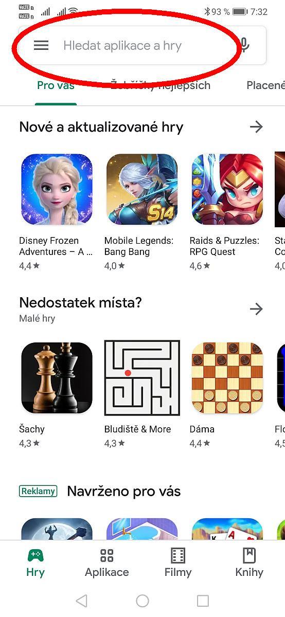 mobilni aplikace 2