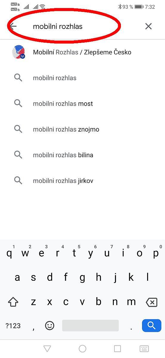 mobilni aplikace 3