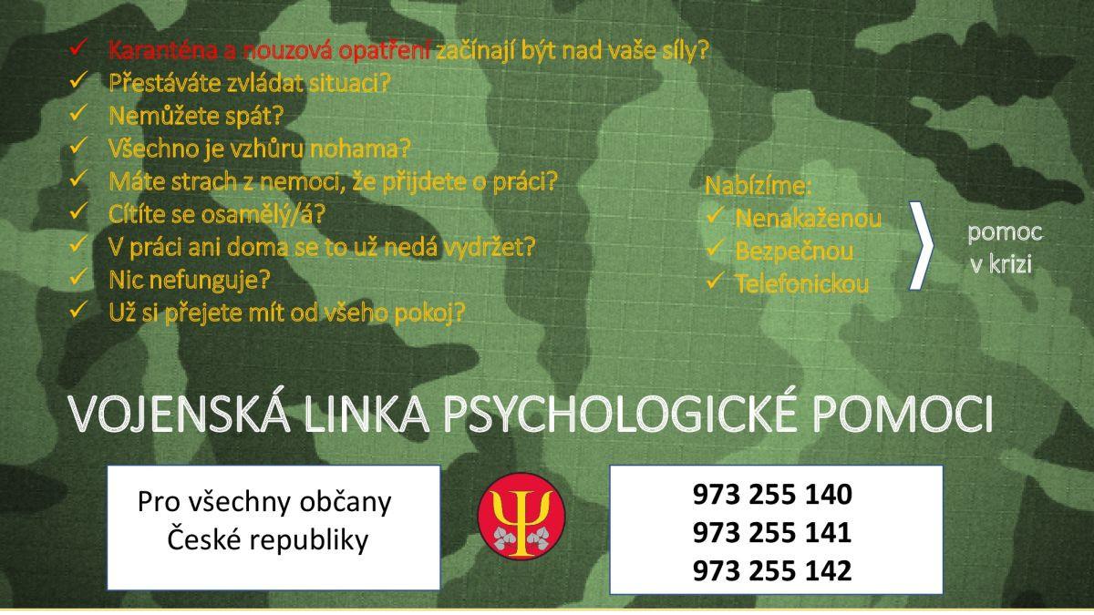 Psychologická pomoc