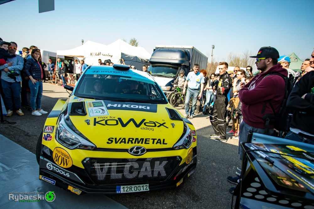 Kowax rally Vlčák