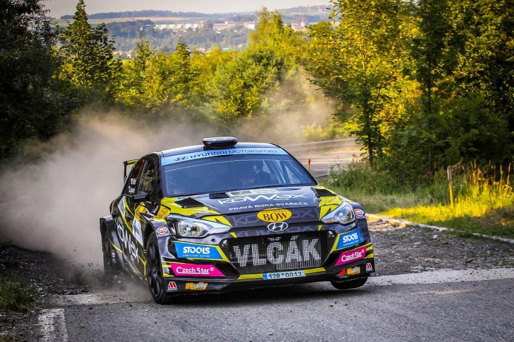 Martin Vlček Kowax rally 2021
