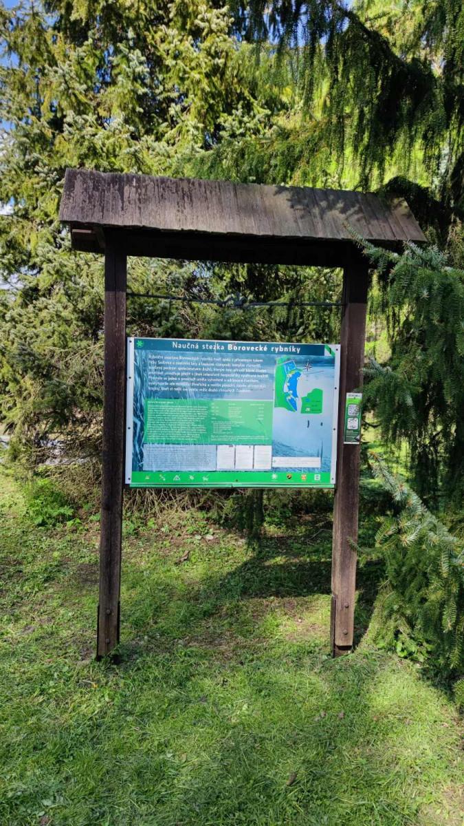 Laššský poklad Borovecké rybníky Příbor - 1