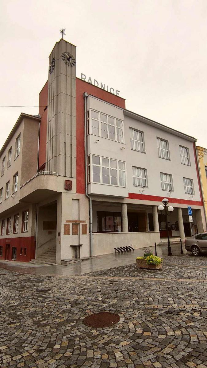 Radnice města Příbora 2021-1