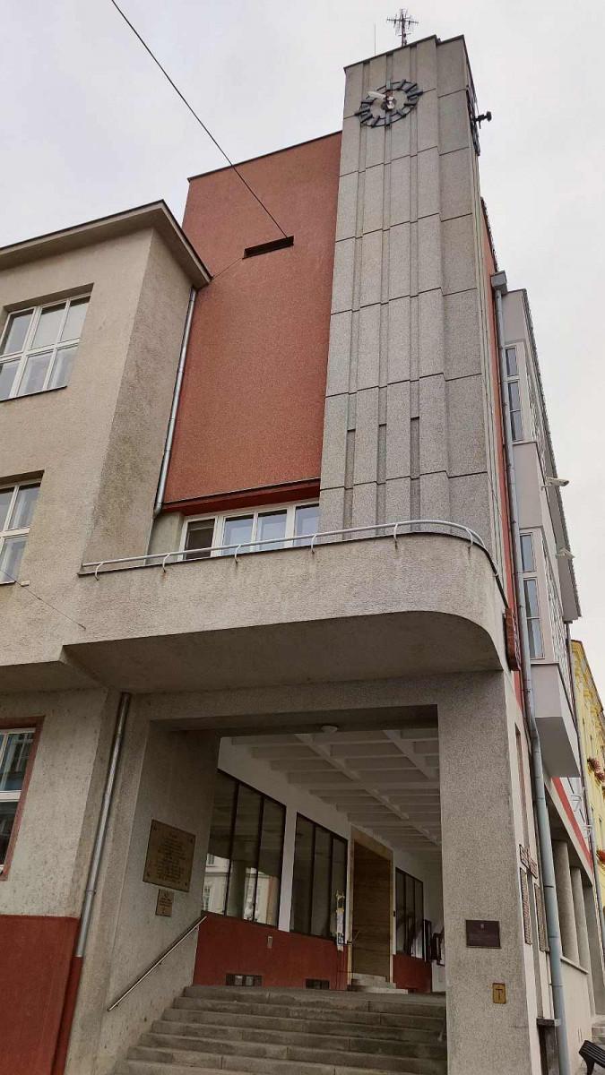 Radnice města Příbora 2021-2