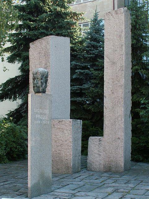 Pomník S.Freuda