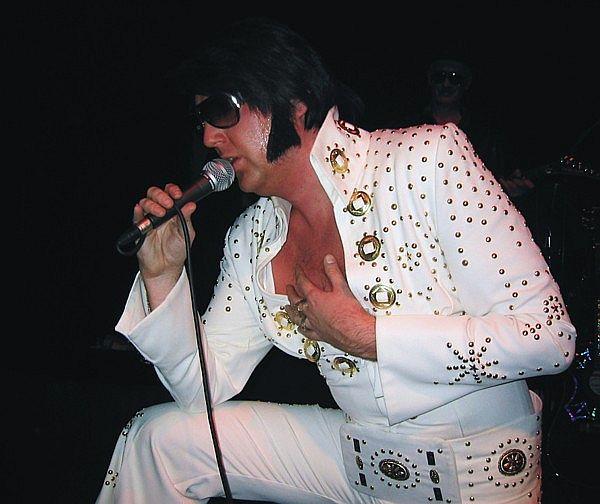 Elvis Presley Vladimír Lichnovský