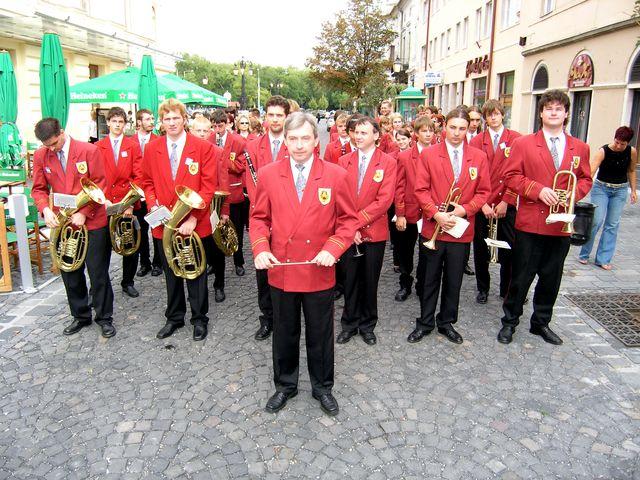 Dechový orchestr mladých Příbor